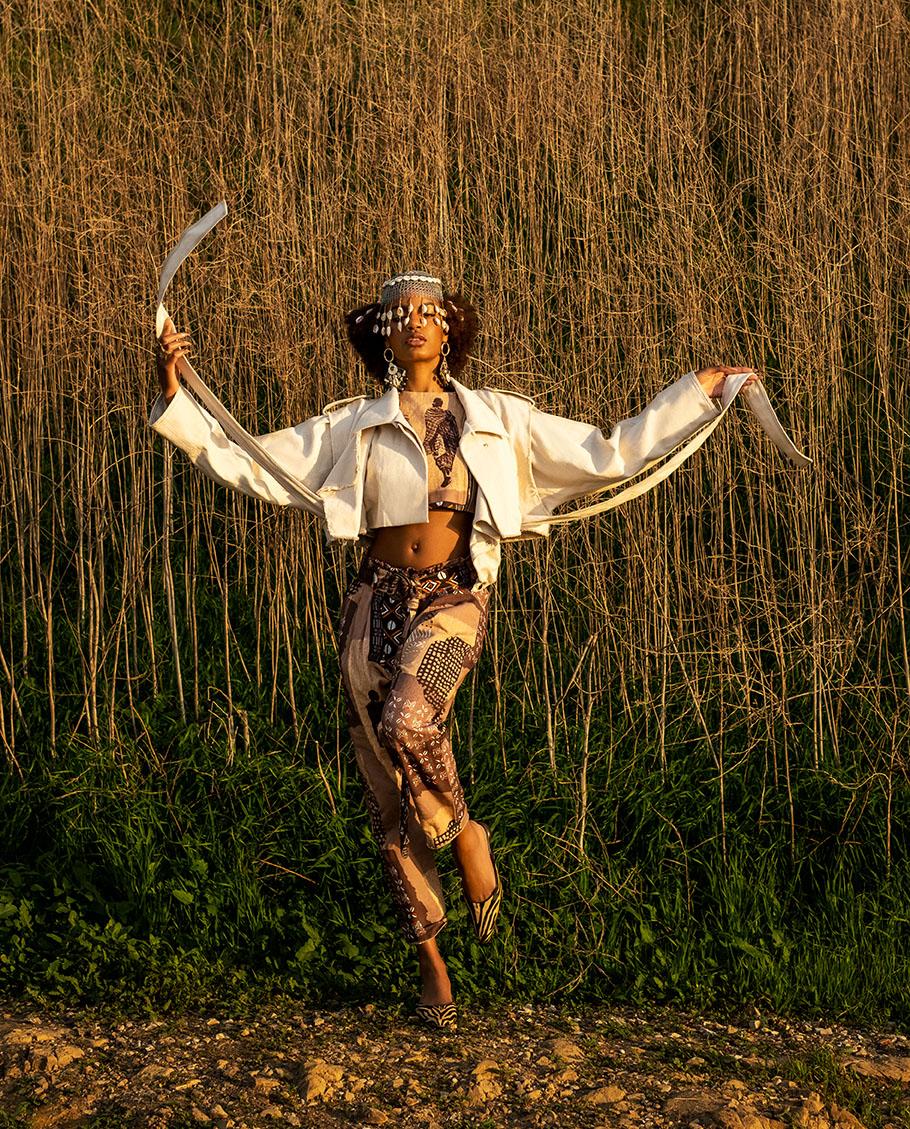 Ebonee Davis by JD Barnes