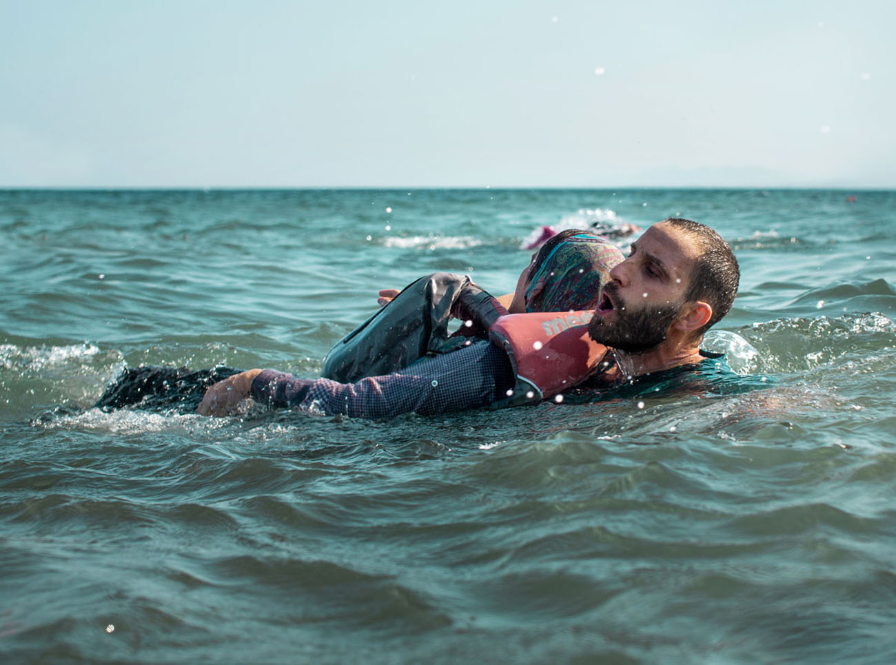 "Dani Rovira in ""Mediterraneo"""